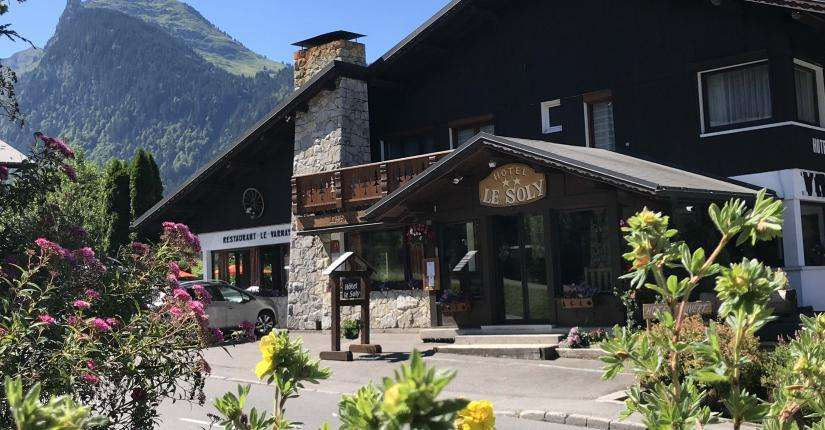Le Soly Varnay  - Hotel Morzine