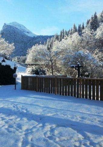 Le Soly Varnay - Vue Montagne Morzine